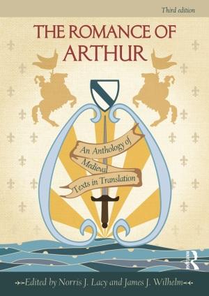 The Romance of Arthur jacket
