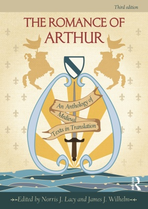 The Romance of Arthur jacket