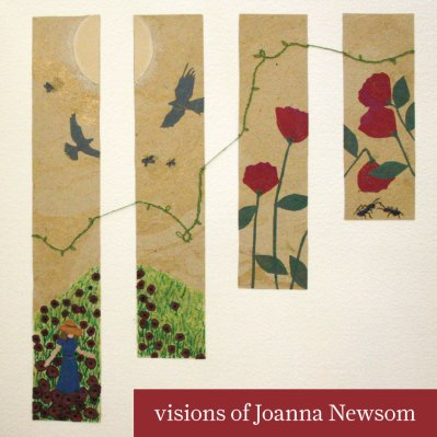 Visions of Joanna Newsom - various