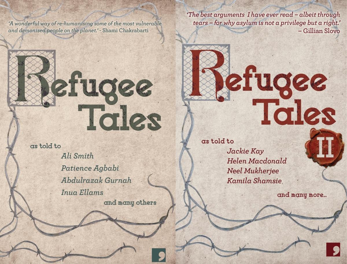 lives suspended  an essay on  u2018refugee tales u2019 and  u2018refugee