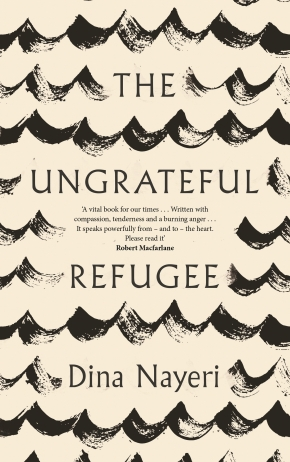 Ungrateful Refugee cover